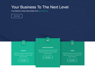 gomymobi.com - Tema: Aesthetic: PRO Business