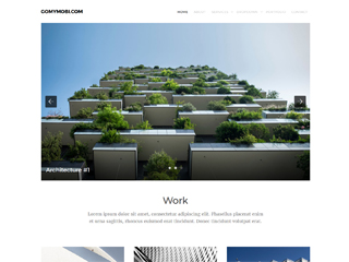 gomymobi.com - Thema: Beryllium: Architects