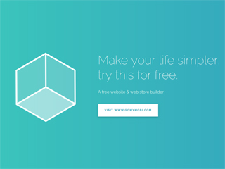 gomymobi.com - Tema: Cube: Agency & Freelancer