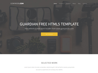 gomymobi.com - Tema: Guardian: Clean Yellow