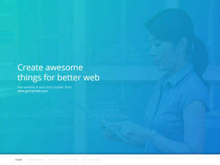 gomymobi.com - Tema: Icon: Better Web