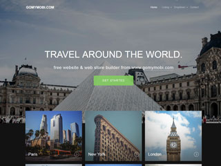 gomymobi.com - Temă: Listing: Travel & Locations