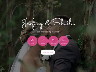 gomymobi.com - Temă: Wedding: Ceremony & Love