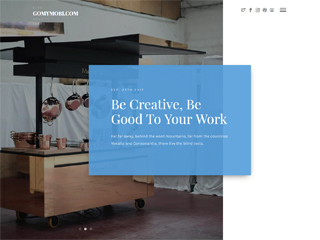 gomymobi.com - Temă: Words: Creative Projects